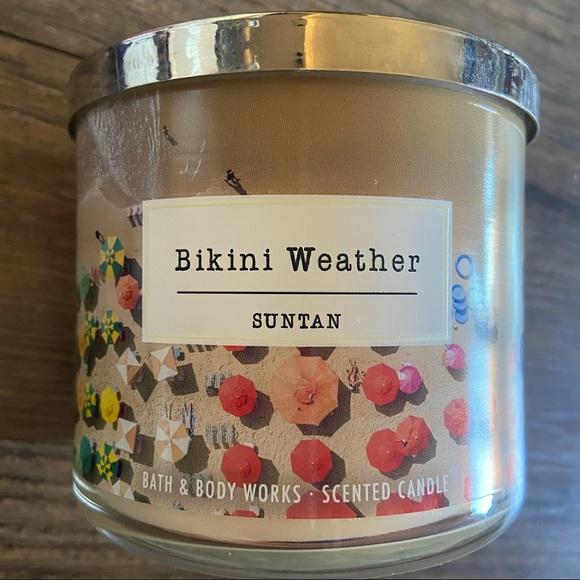 New Bikini Weather Candle 👙☀️